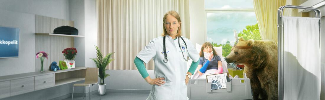 Sari Sairaanhoitaja